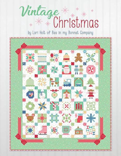 It's Sew Emma Vintage Christmas Book   Riley Blake Designs