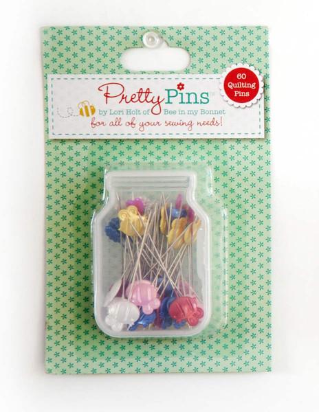 Lori Holt Quilting Pretty Pins Riley Blake Designs