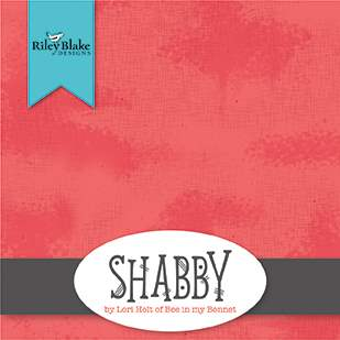 Shabby New Colors