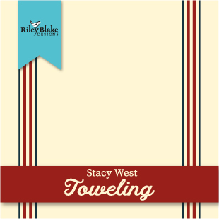 Stacy West Toweling