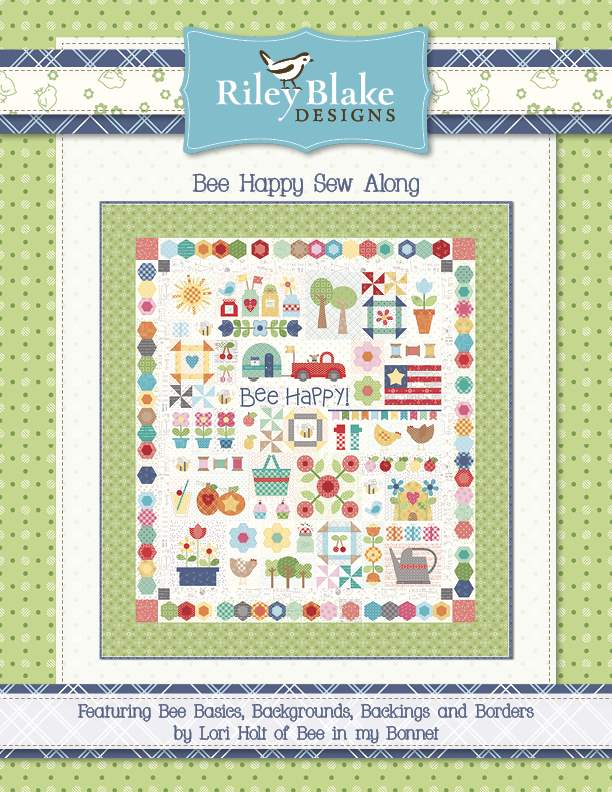 Free Quilts Patterns Riley Blake Designs