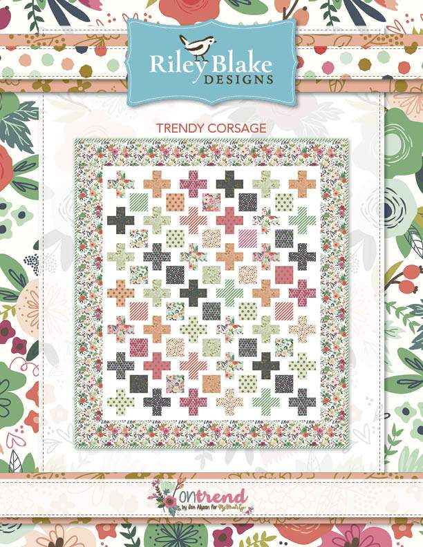Kitty Dance Mini Quilt Pattern Sdjnnews
