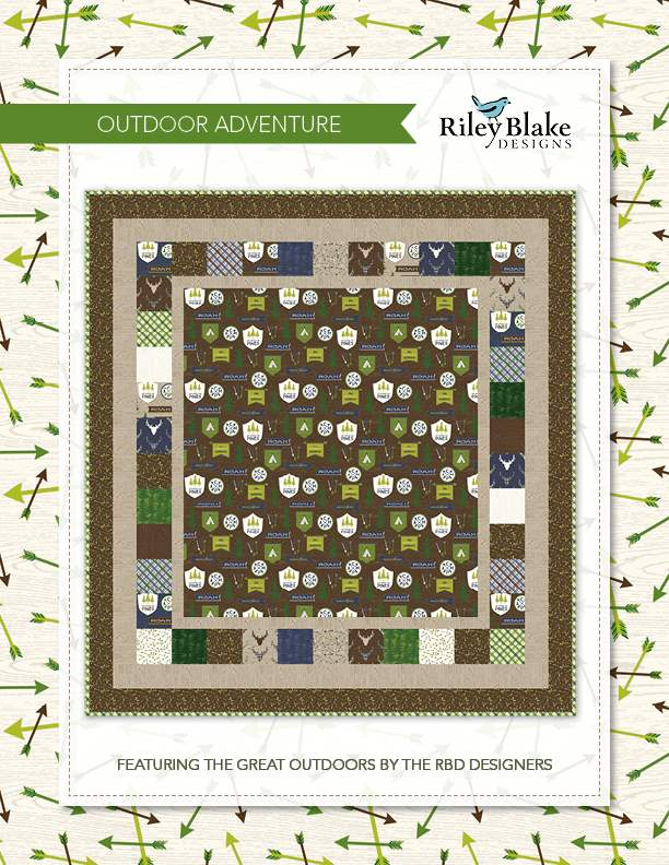 Outdoor Adventure Quilt The Great Outdoors 45a1666adbdc5