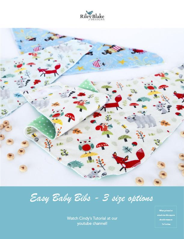 Free Sewing Patterns   Riley Blake Designs