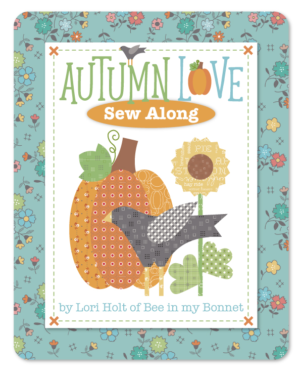 Autumn Love Quilt Fabric Requirements