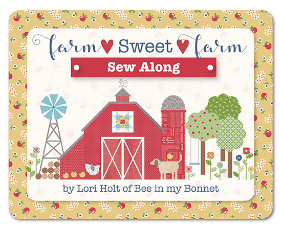 Farm Sweet Farm Sew Along