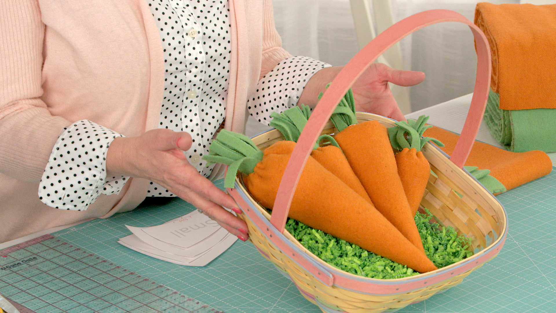 Quick Spring Carrots