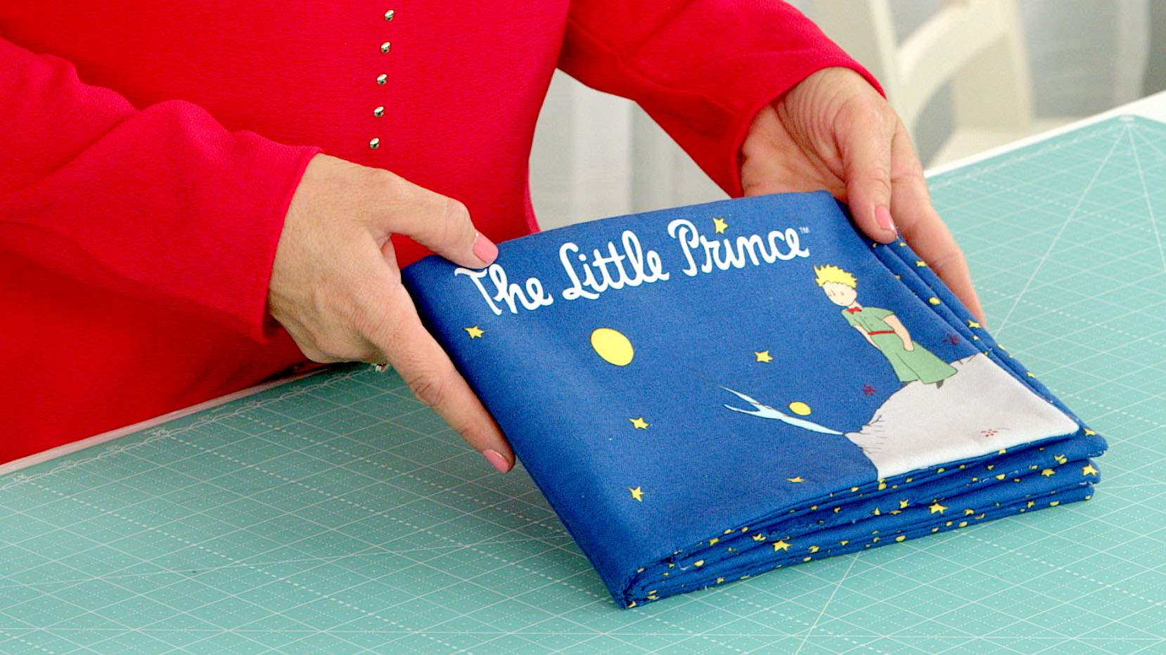 The Little Prince Soft Book