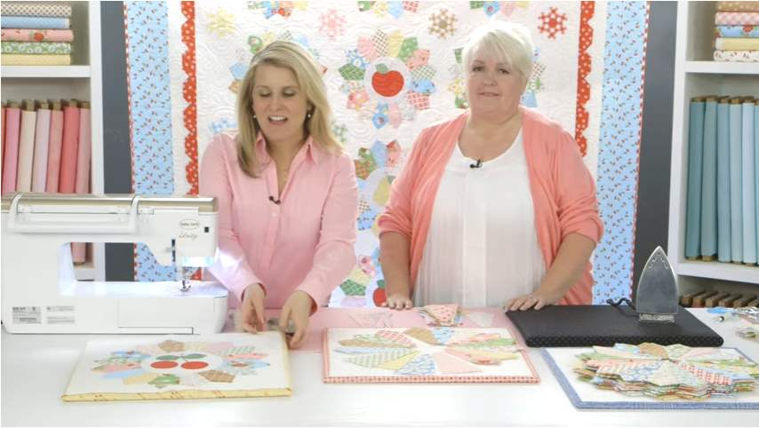 Sweetie Pie Quilt Sew Along Part 1