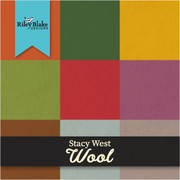 Stacy West Woven Wool