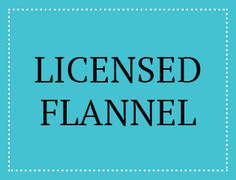 Licensed Flannel