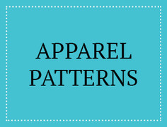 Apparel Patterns