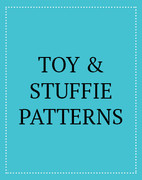 Toy & Stuffie Patterns